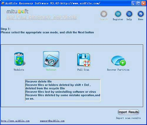 Sandisk Ultra SD Card data recovery software